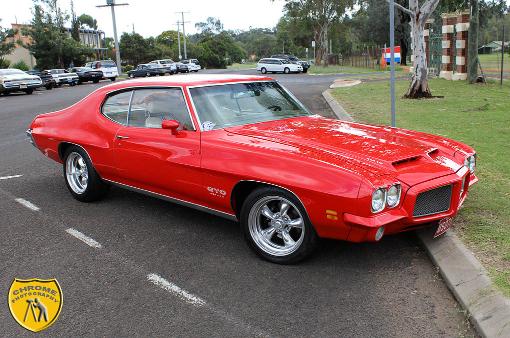 Barry - 71 GTO
