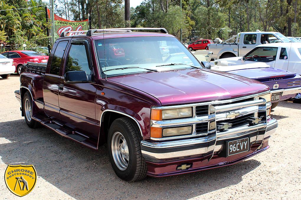Graham - Chev truck