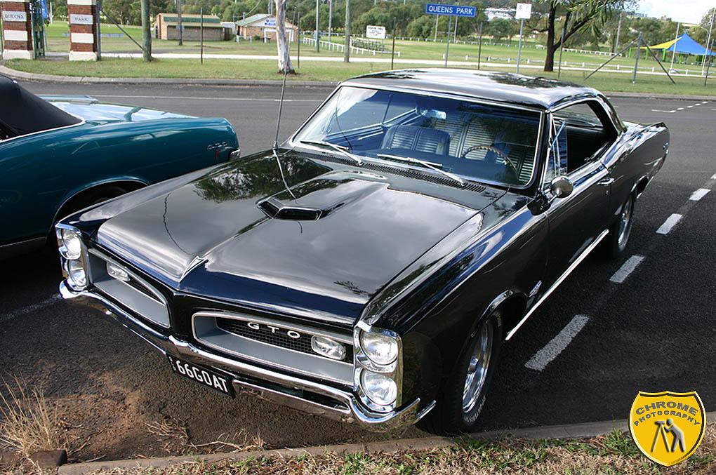 Keith - 66 GTO