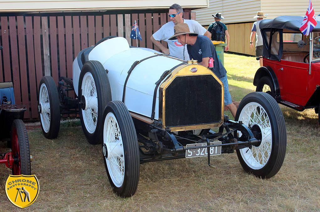 Paul - 1912 Overland Whitey