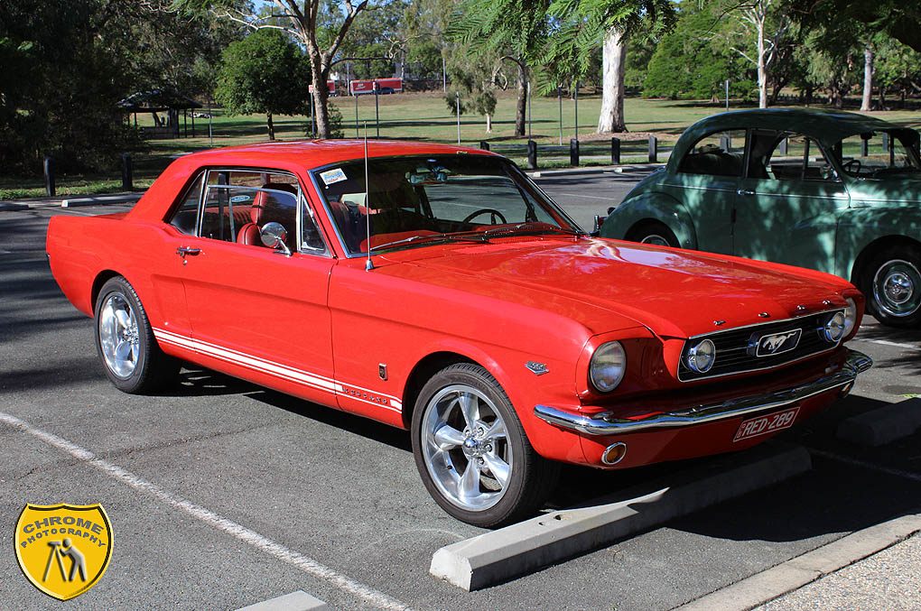 Peter - 66 Mustang