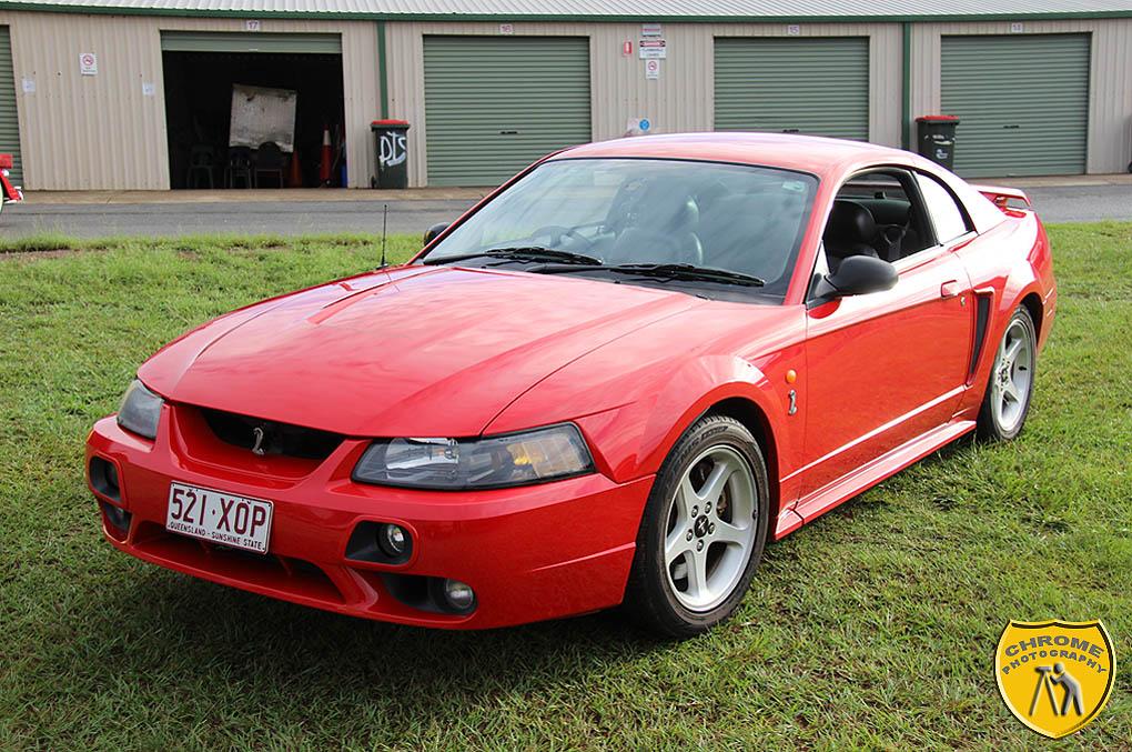 Mark - 2002 Mustang
